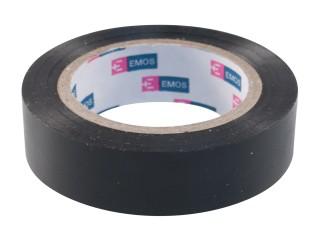 Izolační páska PVC 15mm x 10m černá