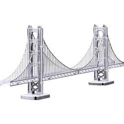 METAL EARTH 3D kovové puzzle Most Golden Gate San
