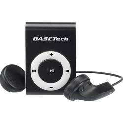 Basetech BT-MP-100 MP3 přehrávač upevňovací klip