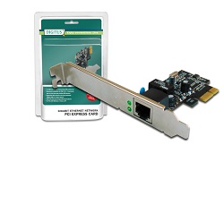 Digitus Gigabit PCI Express Card 10 / 100 / 1000