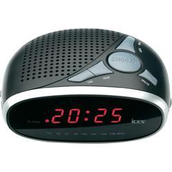 Radiobudík Ices ICR-200 stříbrný