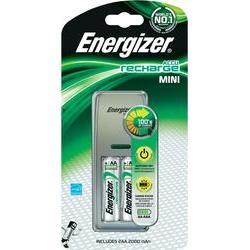 Energizer MINI AA + 2x AA 2000mAh nabíječka z 230V