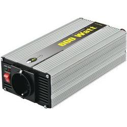 E-ast 24V/230V, 600W Sinusový měnič napětí DC/AC