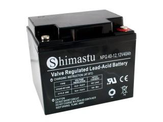 Baterie Shimastu 12V/40Ah Olověný akum.
