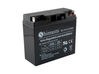 Baterie Shimastu 12V/18Ah Olověný akumulátor