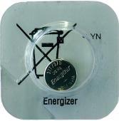 Baterie ENERGIZER 377/376 1ks SR66 knoflíková