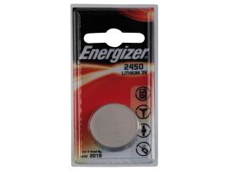 Baterie Energizer CR-2450 1ks knoflíková