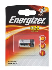 Baterie Energizer CR2 1ks 3V 800mAh lithiová