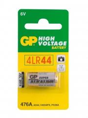 Fotografie GP alkalická baterie 6V 476A (4LR44, A544, V4034PX, PX28A) 1ks blistr