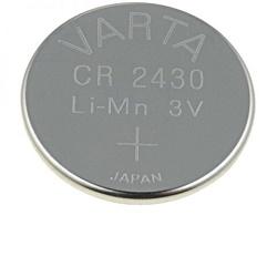 Baterie Varta CR2430 1ks 3V knoflíková lithiová
