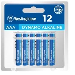 Baterie Westinghouse Dynamo AAA 12ks LR3