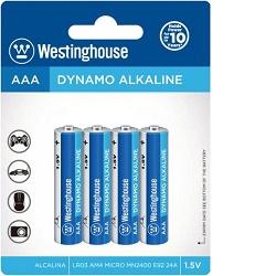 Baterie alkalická Westinghouse AAA/LR3 1,5V 1ks