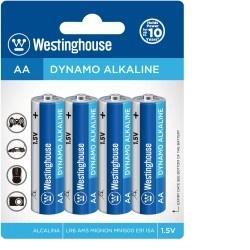 Baterie Westinghouse Dynamo AA 4ks Alkalická