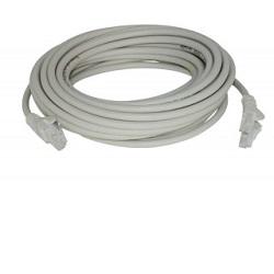 Patch kabel UTP RJ45-RJ45, 7 m šedý SPUTP070