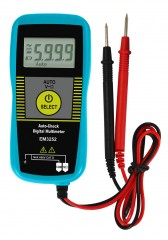 Digitální multimetr EM3252