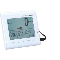 Přehledný měřič oxidu uhličitého CEM DT-802