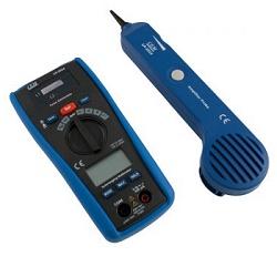 2 v 1 tester kabelů a multimetr CEM LA-1014
