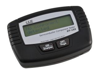 CEM DT-155 tester polovodičových součástek