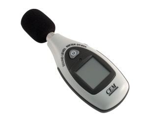 Miniaturní měřič hluku DT-85A, 40-130dB