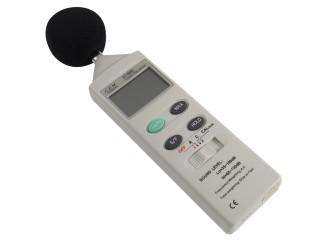 Měřič hluku profesionální CEM DT-8850