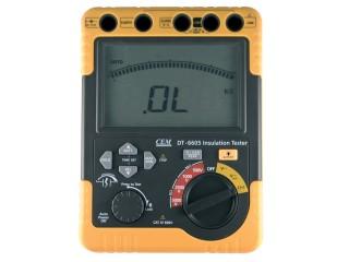 CEM DT-6605 Měřič izolačního odporu