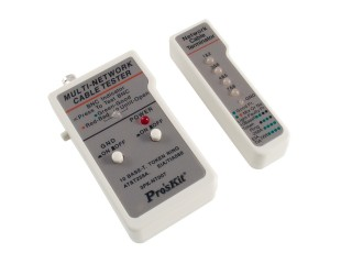 Tester kabelů BNC a RJ45 PROSKIT 3PK-NT007