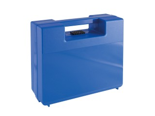 Plastový kufr na nářadí EVRA Kufr modrý 100 x 230