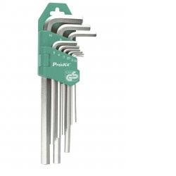 Sada inbusových klíčů PROSKIT HW-129