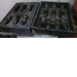 Zámková dlažba zatravňovací 80 mm bazar 2ks