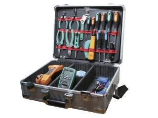 PROSKIT PK-14019B Sada nástrojů pro údržbu sítí