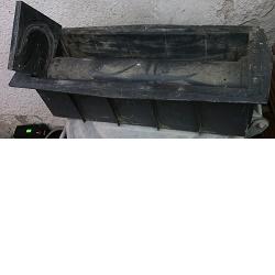 Zámková dlažba kanálek 150 mm bazar 1ks