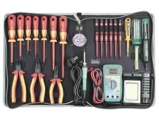Sada nářadí pro elektrikáře do 1000V PK-2803BM