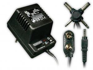 MINWA MW500GS napájecí adaptér 3-12V/0,6A stabiliz