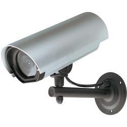 CONRAD atrapa kamery v hliníkovém pouzdře s LED