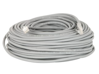 Datacom 1575 CAT5E, UTP, 40m šedý Patch kabel