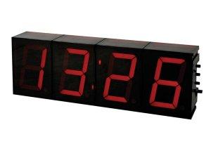 Velleman K8089 Rozšířitelné digitální hodiny Stav.