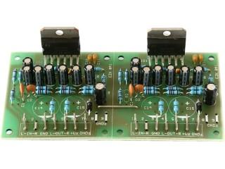 Integrovaný koncový zesilovač 2 x 20 W KSJ4005HX