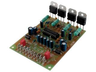 Tranzistorový koncový zesilovač 2 x 125W KSD8251HX