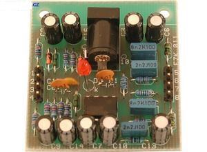 EZK PS1-MGHX Stereo předzesilovač s RIAA charakter
