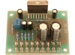 EZK KMD7294SX Integrovaný koncový zesilovač 100W
