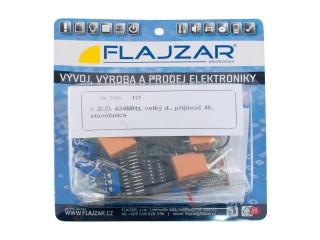 Stavebnice Flajzar KF121 - Dálkové ovládání