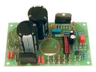Integrovaný koncový zesilovač 65W KMX0886HX
