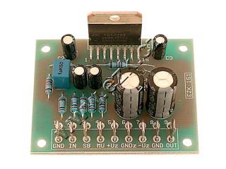 Integrovaný koncový zesilovač KMD7294HX