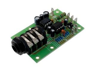 Monofonní předzesilovač PMR1-L003HX Stavebnice
