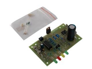 Inteligentní nabíječka PB akumulátorů EZK NBX3906H
