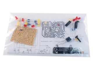 Elektronická hrací kostka KH003 stavebnice
