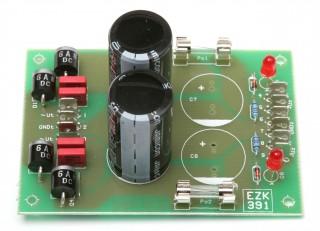 Nestabilizovaný napájecí zdroj NZD9A50SX 50V