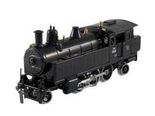 MERKUR 9164 parní tendrová lokomotiva ČSD