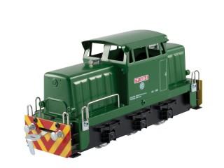 MERKUR 9119 těžká posunovací diesel lokomotiva