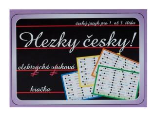 Svoboda Hezky česky elektronická výuková hra